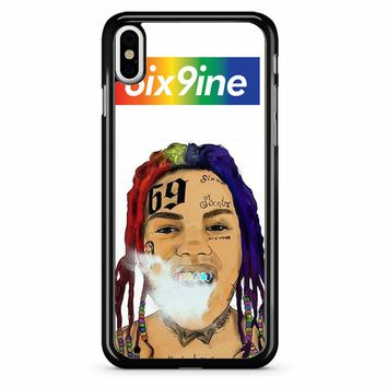 Tekashi69 6Ix9Ine iPhone X Case