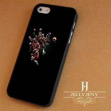 CREYUG7 Michael Jordan confirms Space iPhone 4 5 5c 6 Plus Case | iPod 4 5 Case