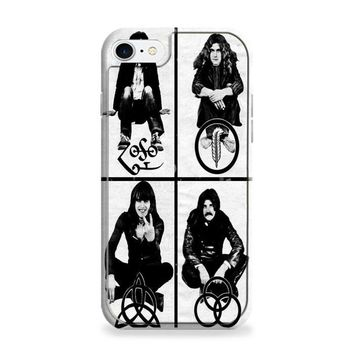 Led Zeppelin (members-with symbols) iPhone 6 | iPhone 6S Case