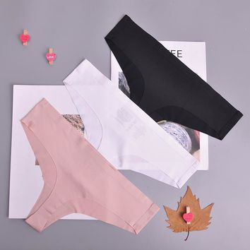 8color Gift full beautiful lace Women's Sexy lingerie Thongs G-string Underwear Panties Briefs Ladies T-back  1pcs/Lot ac62