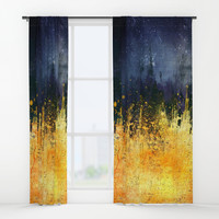 My burning desire Window Curtains by HappyMelvin