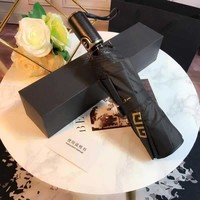 GIVENCHY 2018 Fashion Folding Umbrella