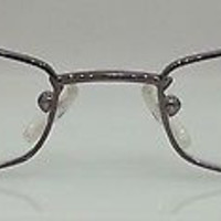NEW AUTHENTIC FENDI F714 COL 532 PURPLE METAL EYEGLASSES FRAME 52-18-135 S