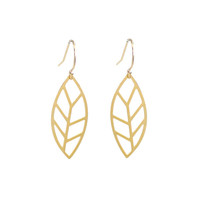 Large Willow Earrings