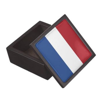 Netherlands Flag Premium Gift Box