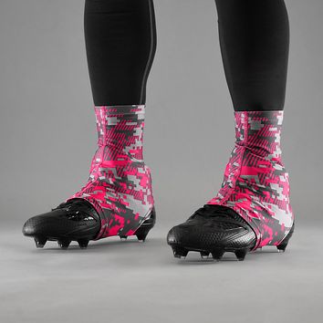 Digital Ultra Metal Pink Spats   Cleat Covers 60008ba69