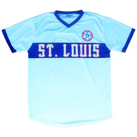 St. Louis Stars White Soccer Jersey