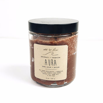 Aura Body Scrub + Polish