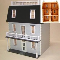 Robin's House Dollhouse Kit