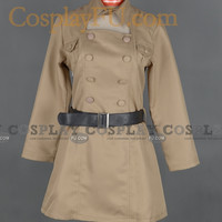 Custom Lovino Costume (Girl) from Axis Powers Hetalia - Tailor-Made Cosplay Costume