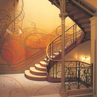 Quick History: Art Nouveau | Apartment Therapy New York