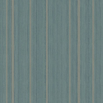 Morocco Stria Wallpaper in Metallic, Blues, and Greens design by Seabrook Wallcoverings