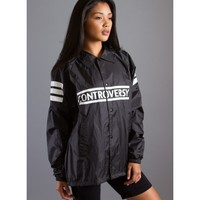 Controversy Jacket - Black