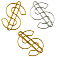 MONEY PAPER CLIPS