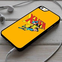 Wolverine Retro Comic X-Men iPhone 4/4s 5 5s 5c 6 6plus 7 Case