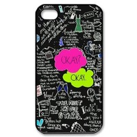 John Green Okay The Fault in Our Stars Phone Case Protect iPhone 4 4S:Amazon:Cell Phones & Accessories