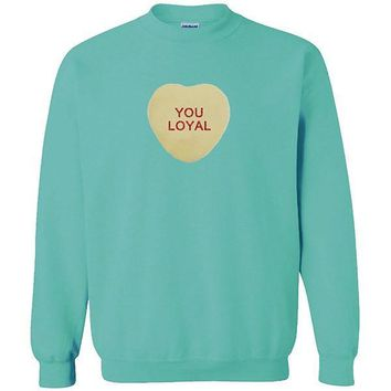 DJ Khaled Valentine's Day Sweater