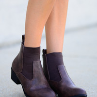 The Chelsea Boot, Brown