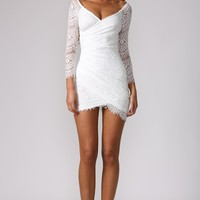 HelloMolly | Goddess Dress White