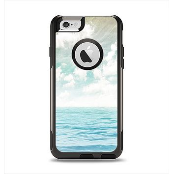 The Paradise Vintage Waves Apple iPhone 6 Otterbox Commuter Case Skin Set