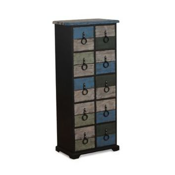 Powell Calypso Tall Drawer Chest
