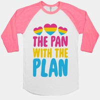 The Pan With The Plan | T-Shirts, Tank Tops, Sweatshirts and Hoodies | HUMAN