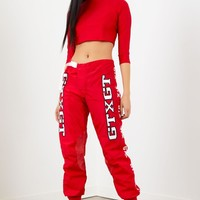 Girls Tour Authentic Racing Pants