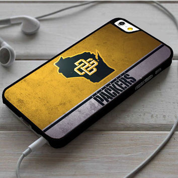 Excellent Green Bay Packers Wallpaper iPhone 6|6 Plus Case Dollarscase.com