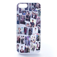 5SOS Polaroid Collage Case