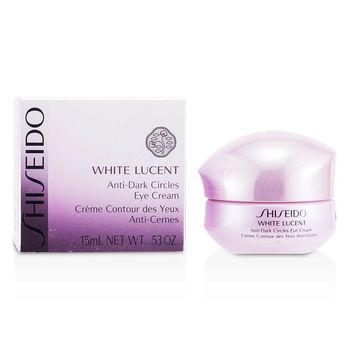 White Lucent Anti-Dark Circles Eye Cream By Shiseido