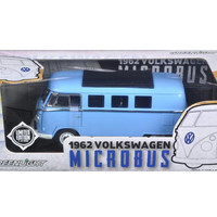 1962 Volkswagen Microbus Blue 1-18 Limited to 300pc by Greenlight