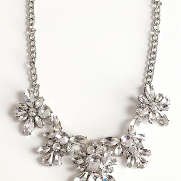 Party Perfect Crystal Necklace