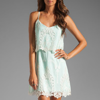 Dolce Vita Jeralyn Dress in Mint from REVOLVEclothing.com
