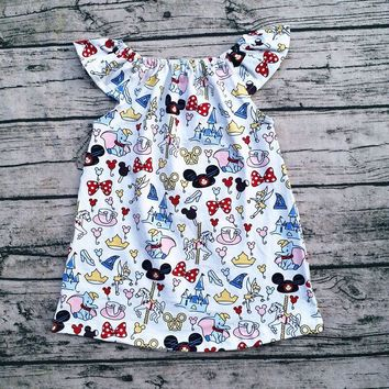Mickey Mouse frock dress