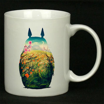 tonari no totoro For Ceramic Mugs Coffee *
