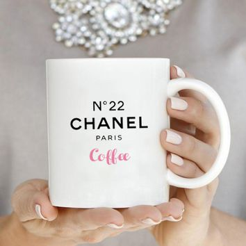 Fashion inspired C No.22 inspired Mug