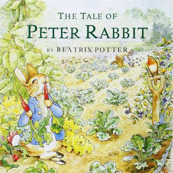 The Tale of Peter Rabbit (Reading Railroad)