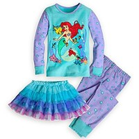 Ariel Deluxe PJ Pal and Tutu Set for Girls | Disney Store