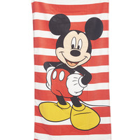 Mickey Mouse™ Beach Towel | Wet Seal
