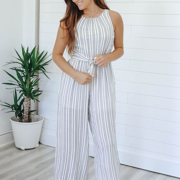 The Getaway Jumpsuit