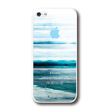 iPhone 5 Case, iPhone 5S Case - Water Color Block no.2 / iPhone 5S Case, iPhone 5S Cover, Cover for iPhone 5S, Case for iPhone 5S