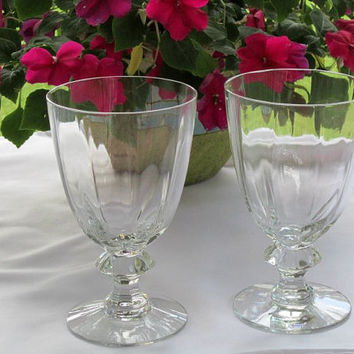 Wedding, Toasting Glasses, bridal goblets, timelesspeony, vintage inspired, vintage wedding glasses, celebration glasses