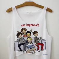 Vas Happenin | fresh-tops.com