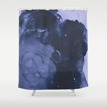 Sleep Tight Shower Curtain by duckyb