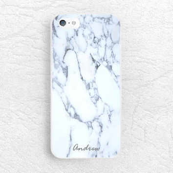 Marble print Personalized name Phone Case for iPhone 6, Sony z1 z2 z3, LG g3 g2 Nexus 5, HTC one m7 m8, Moto x Moto g, Nokia lumia 520 -X6