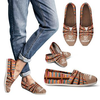 Librarian Life Casual Shoes