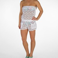 Becca Colorized Swim Cover-Up Romper - Women's Swimwear | Buckle