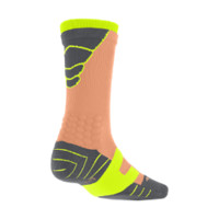 Nike Elite Vapor Crew Football Socks Large - Atomic Orange