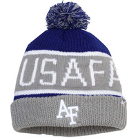 47 Brand Air Force Falcons Calgary Knit Cuffed Beanie - Gray