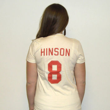 Dottie Hinson Rockford Peaches Jersey T-Shirt A League of Their Own New